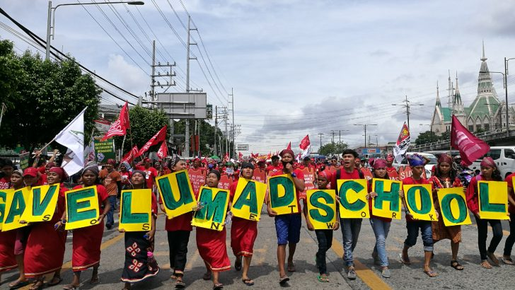 Lumad schools appeal for public support amid DepEd closure order
