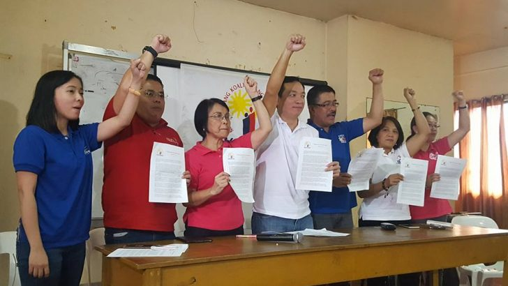 Makabayan lawmakers leave majority bloc, vow to fight 'emergence of new dictatorship'