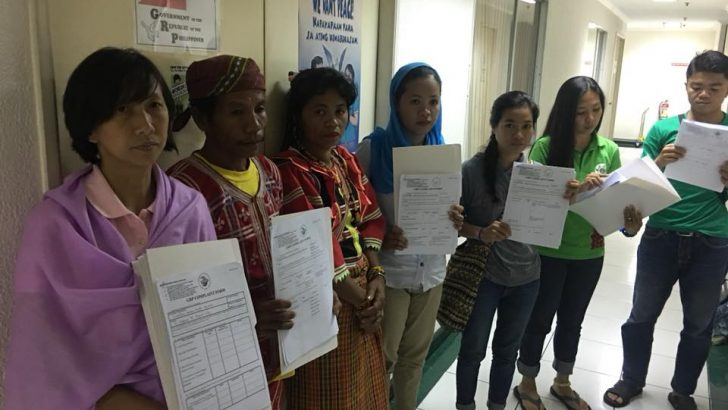 Lakbayan 2017 | National minorities file cases of human rights, IHL violations by gov't forces