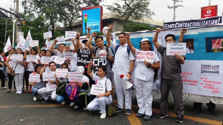Black Hearts Day | Health workers slam CPD law, delayed release of bonus
