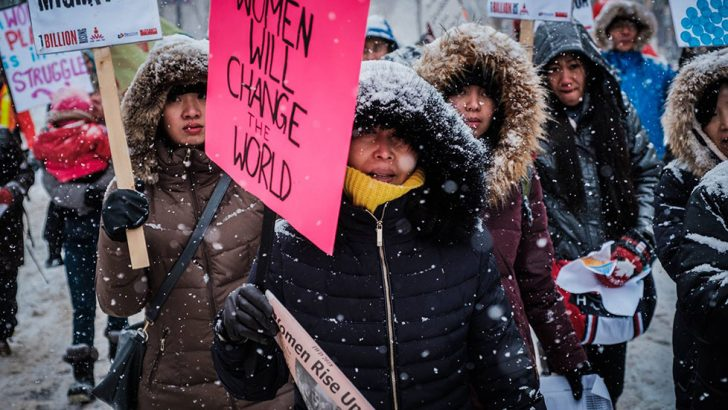 Advocates in Canada call for an end to violence against women migrant workers