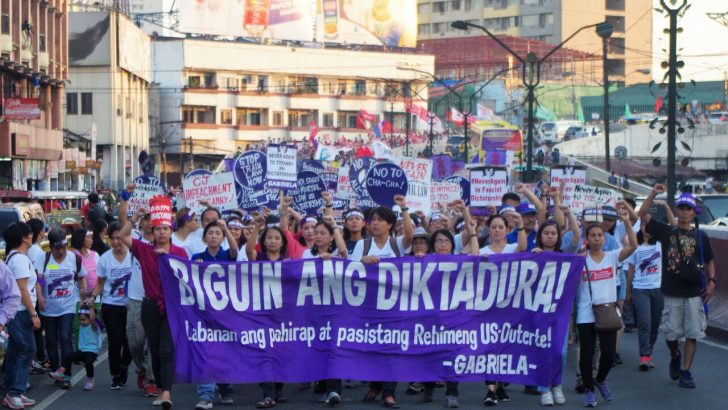 Filipinas take a stand vs. misogyny and macho-fascism