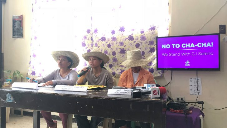 Stand with Samar | Eastern Visayas farmers oppose charter change