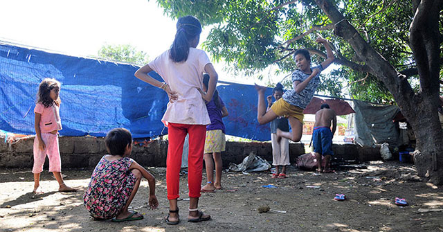 Young and living dangerously in Mindanao