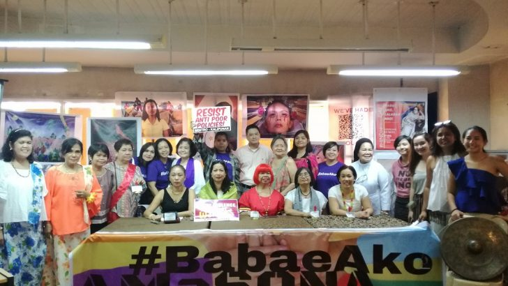 #BabaeAko to join SONA protests
