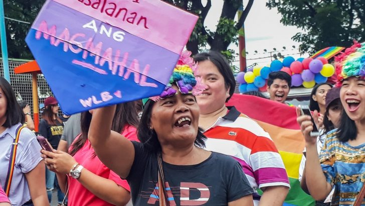 Pride in the Philippines: Slow steps toward liberation