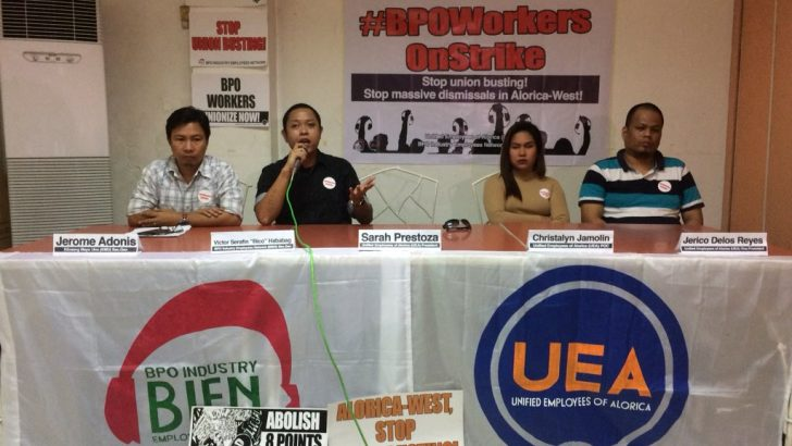 For the first time, BPO workers to go on strike