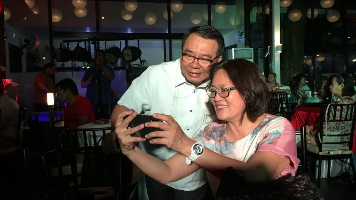 'Neri Colmenares for Senator Movement' launched