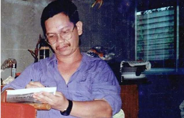 Felix Salditos (1958-2018), the poet Mayamor Daniel of Panay Island