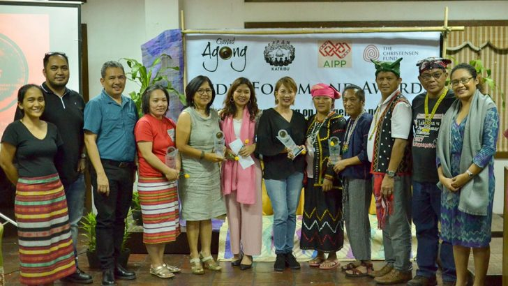 The woman who squeezed men's balls and other stories of courage and hope recognized at Gawad Agong