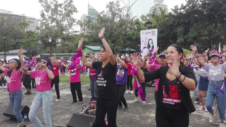 One Billion Rising 2019 launched