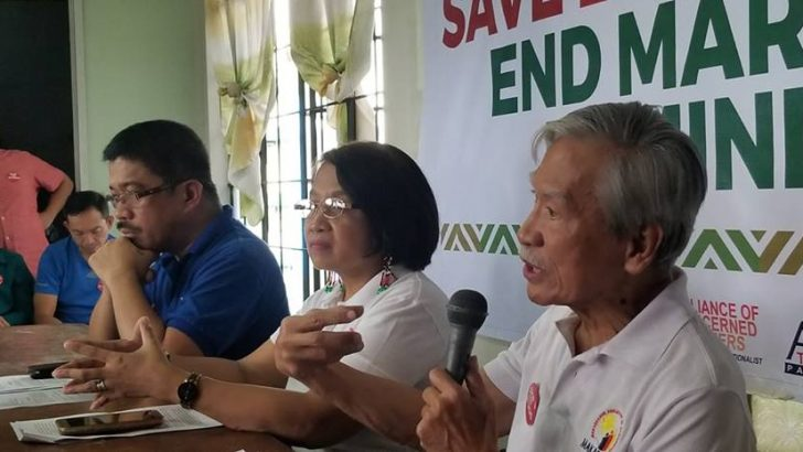 Ocampo et al released on bail, vow to file countercharges against perpetrators