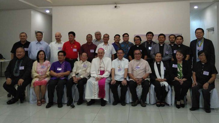 Church leaders call on public to defend human rights, pursue justice