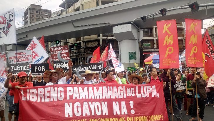 32 years after Mendiola Massacre, farmers still demand justice