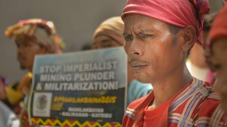 Indigenous peoples demand justice for Lumad chieftain Datu Kaylo
