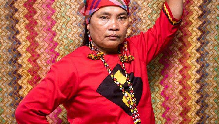Manobo leader Eufemia Cullamat to represent indigenous peoples in Congress