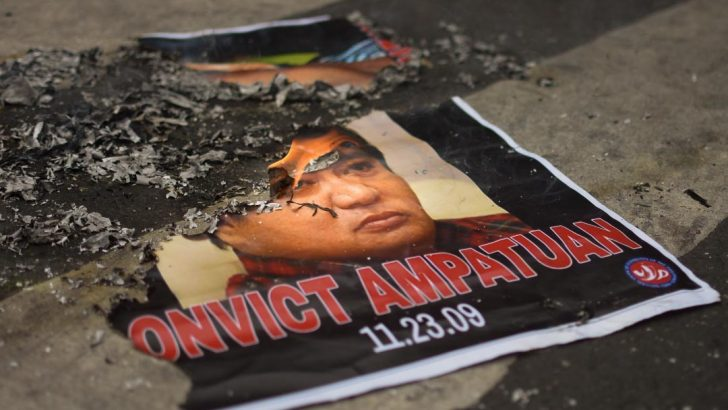 10 years after massacre, journalists demand conviction of Ampatuans