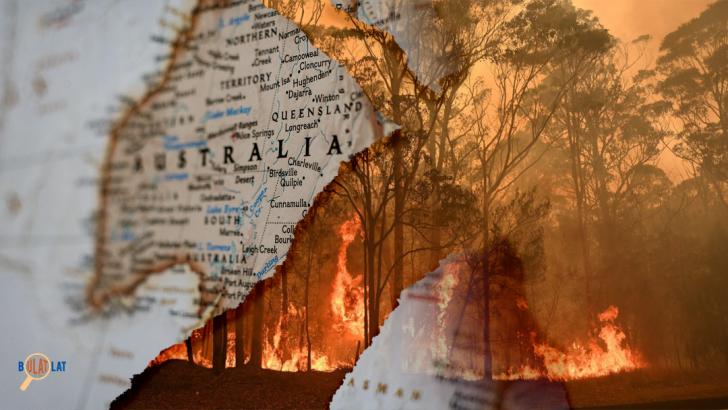 Australia wildfires seen as strong warning on the impacts of climate change
