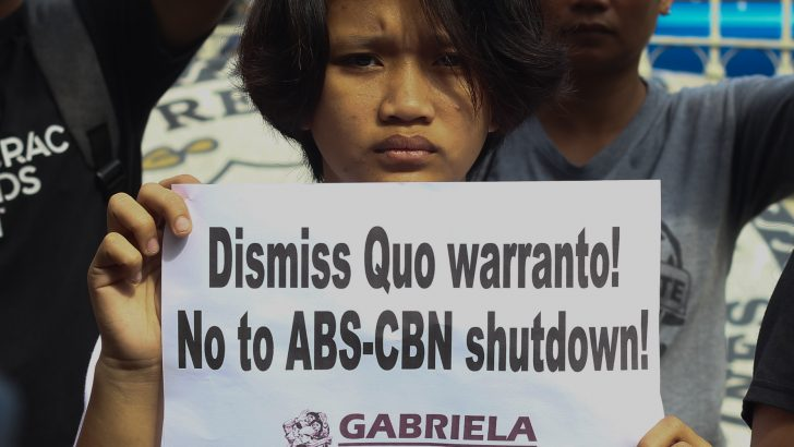 Journalists, press freedom advocates call anew for ABSCBN franchise renewal