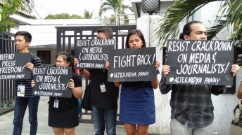 For supporting ABS-CBN franchise, Panay journos harassed by authorities