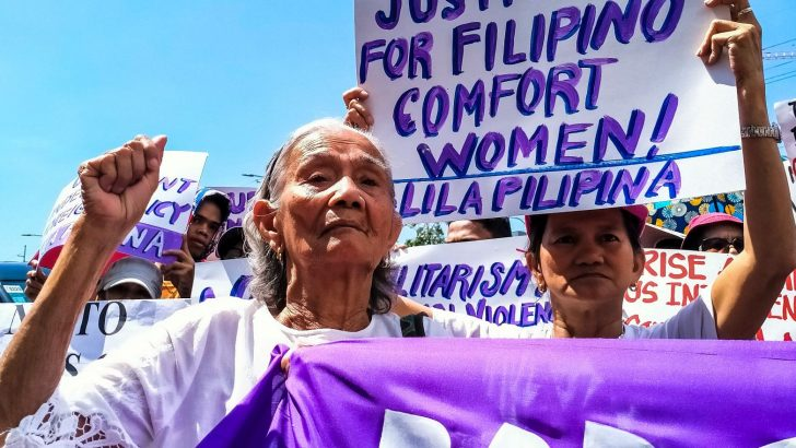 The ceaseless agony of a Filipino comfort woman