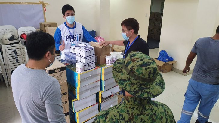 Pasig, Marikina praised for COVID-19 response