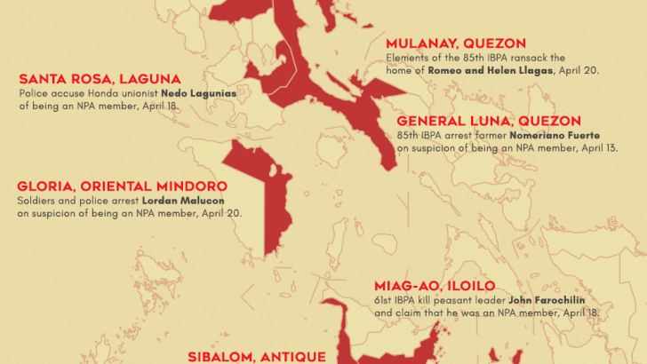 Human rights abuses in Southern Tagalog, other regions on the rise amid lockdown – group