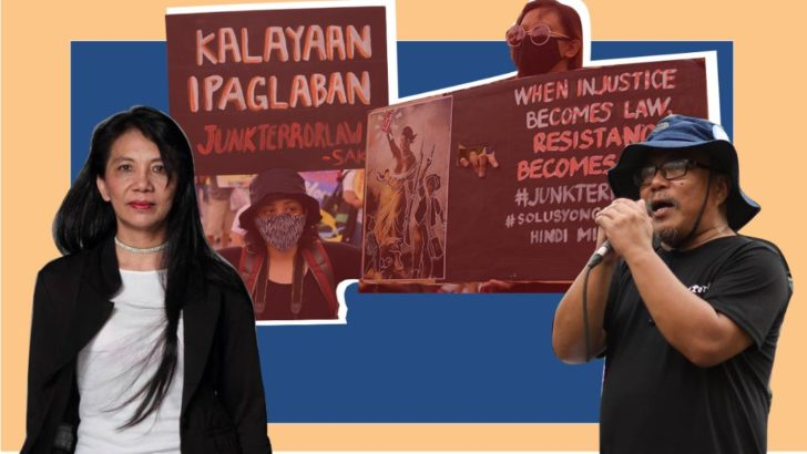 Bulatlatan Q & A | Of rights and wrongs: Free speech and 'Terror Law'