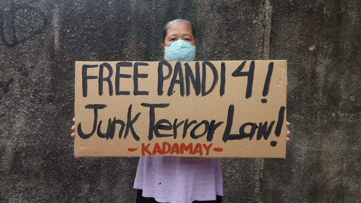 Kadamay calls for release of 4 women arrested for joining online protest