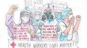 Health workers' lives matter!