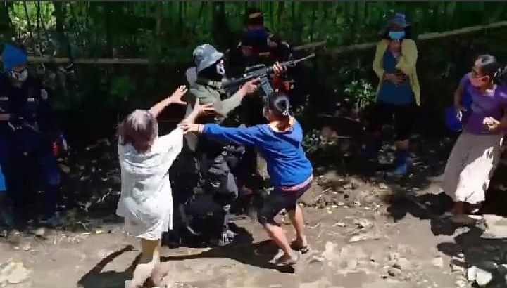 Peasants in Hacienda Yulo face renewed harassment, threats of eviction