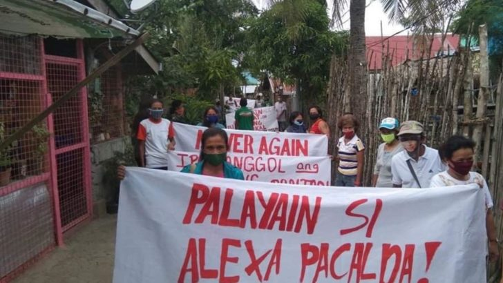 After one year, youth activist and rights defender Alexa Pacalda still detained
