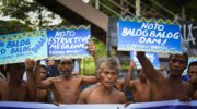 Then and now, indigenous peoples fighting for ancestral lands charged with terrorism