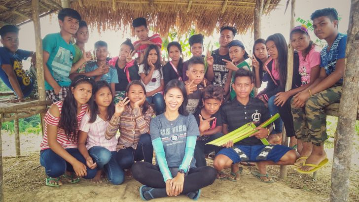 Meggie Nolasco: Teaching and learning from the Lumad, protecting the environment