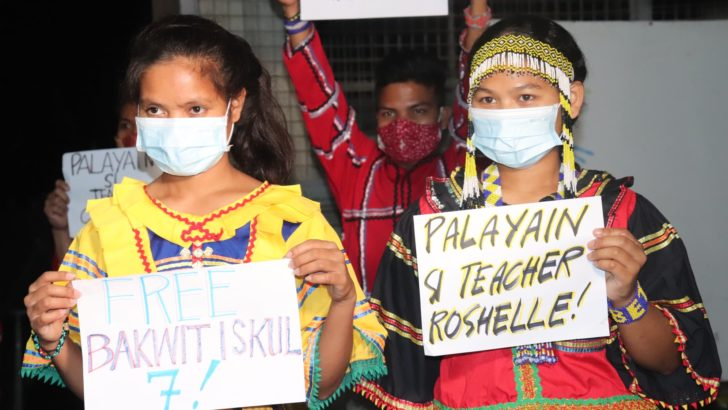 Detained Lumad teacher transferred to another facility without lawyers' knowledge